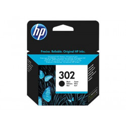 HP 302 - Noir - original -...