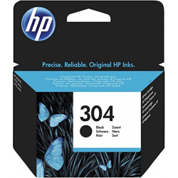 HP 304 - Noir - originale -...