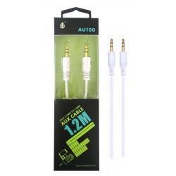 Cable Audio Jack 3.5mm M-M...