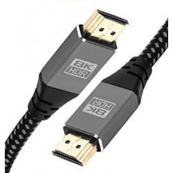 IBRA 2.1 Câble HDMI de 8K à...