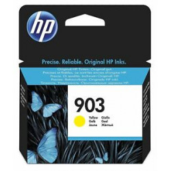 HP 903 - Jaune - original -...