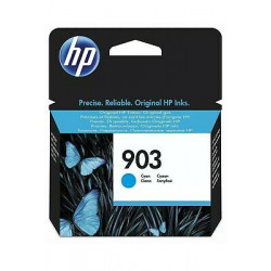 HP 903 - Cyan - original -...