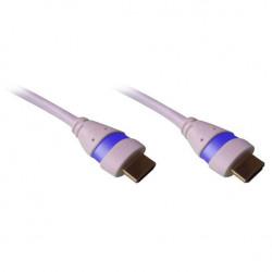 Cordon HDMI 2.0 Ethernet 5m...