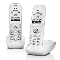 Gigaset AS405 Duo Blanc