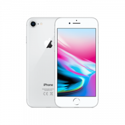 iPhone 8 64 Go - Argent -...