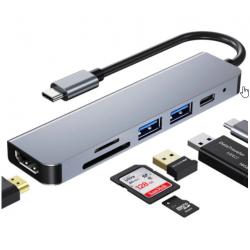 Mosible – Hub USB C vers...