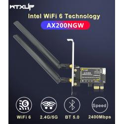 carte wifi Intel AX200NGW...