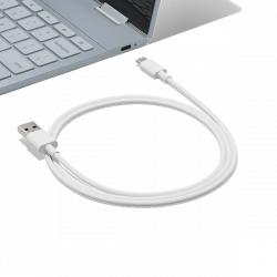 CABLE USB A VERS TYPE C A...