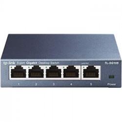 TP-Link TL-SG105 switch metal 5 ports gigabit