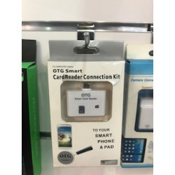 OTG Smart card reader
