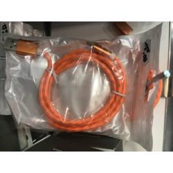 Cable micro usb orange...