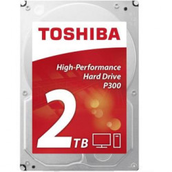 Disque Dur SATA Toshiba P300 High-Performance 2 To