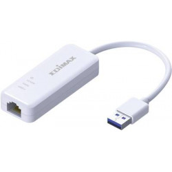 Adaptateur réseau EDIMAX EU-4306 1 Gbit/s USB 3.0, LAN (10/100/1000 Mo/s)