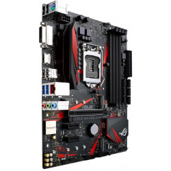 ASUS ROG STRIX B250G GAMING LGA 1151 (Emplacement H4) Intel® B250 Micro ATX