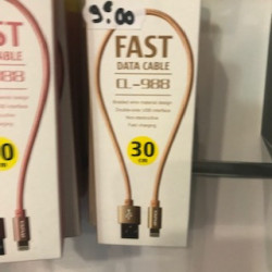Fast data cable cl-988 or...
