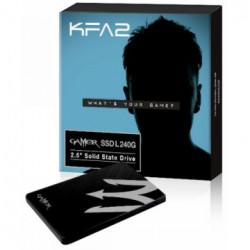 SSD 240Go - KFA2 Gamer SSD L, SATA3 6Gb/s