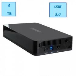 MAXELL USB externe 3.0 TANK Hard Drive SERIES - 3,5 '' - 4TB - noir