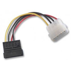 Internal Power Adaptator Cable Sata to Molex