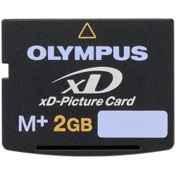 Sandisk XD picture Card 2GB SDXDM - 2048 - E11 TYPE M+