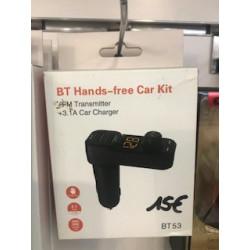 Bt hands-free kit voiture