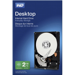 WD Desktop Everyday 2To Disque dur
