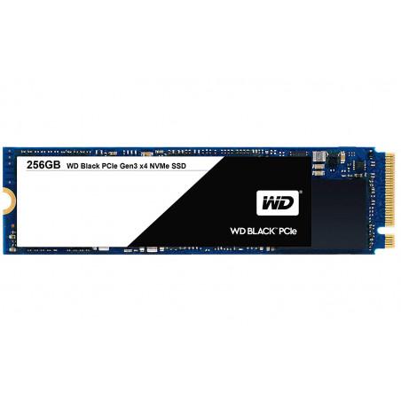 WESTERN DIGITAL WD Black PCLe SSD/ NVMe SSD 256Go