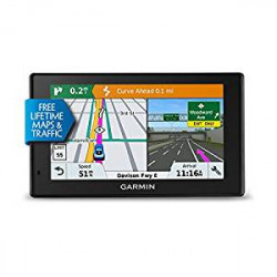 "Garmin DriveSmart 51 lmt-s fixe 5 ""TFT écran tactile 173.7G Europe"