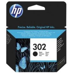 Cartouche Monochrome HP N°302 noire