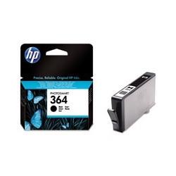 HP Cartouche d'encre 364 (CB317EE) - Couleur: Noir