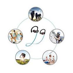 Allimity U8 Écouteurs intra-auriculaires Bluetooth