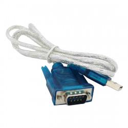 Marsnaska USB utile à RS232 Port série 9 broches DB9 câble série COM Port adaptateur convertisseur # R179T #
